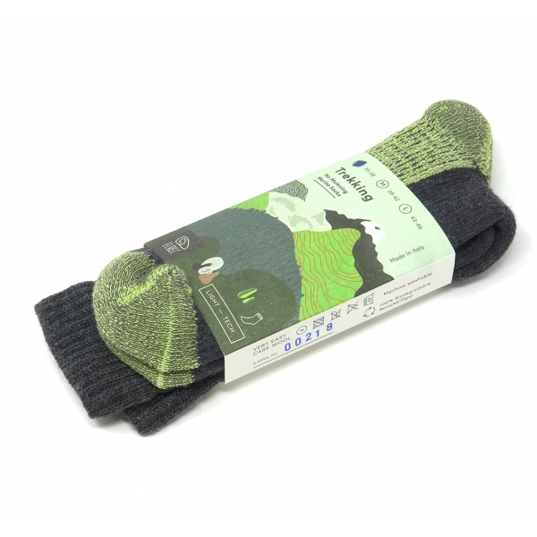 TREKKING SOCKS LIGHT TECH AV