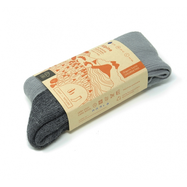 Mountaineering Socks NATURE