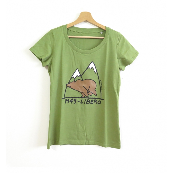 M49 Cotton Green WOMAN