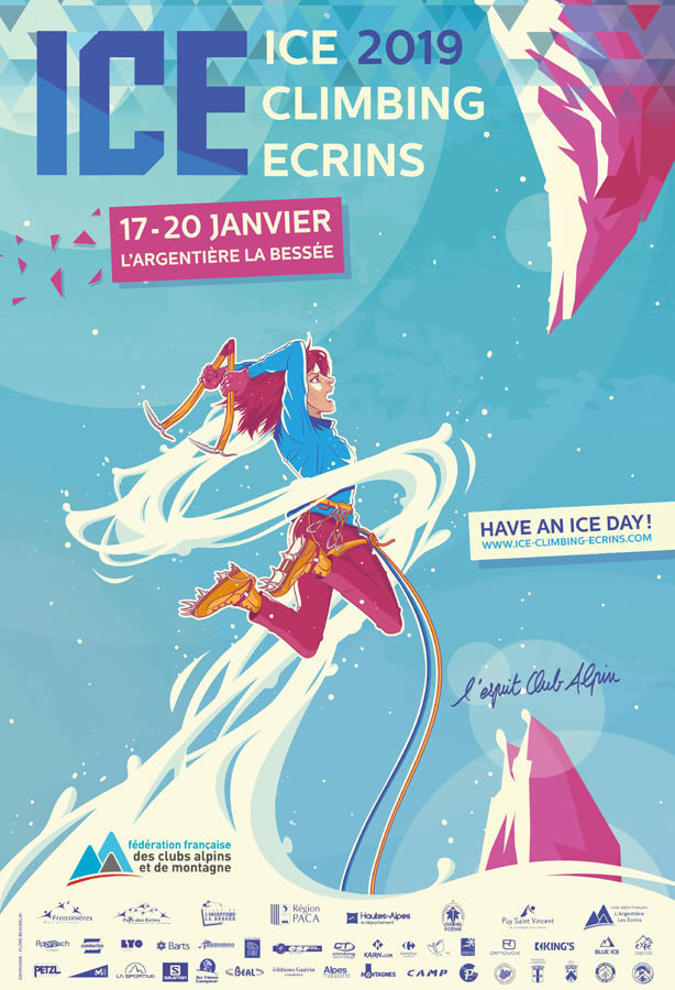 ice climbing meeting ecrins 2019