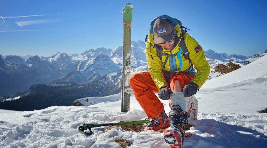Calze Sci Alpinismo / Calze Termiche Lana Merinos