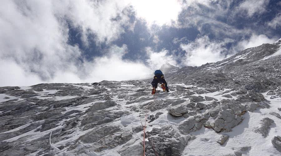 International Alpine Guide UIAGM - Professional Alpine Rescue CNSAS - Teacher SAGF