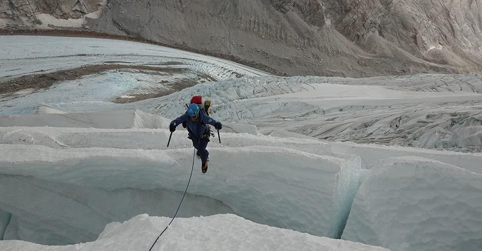 Aspirante Alpine Guide UIAGM