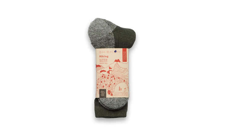 outdoor socks heavy antiblister