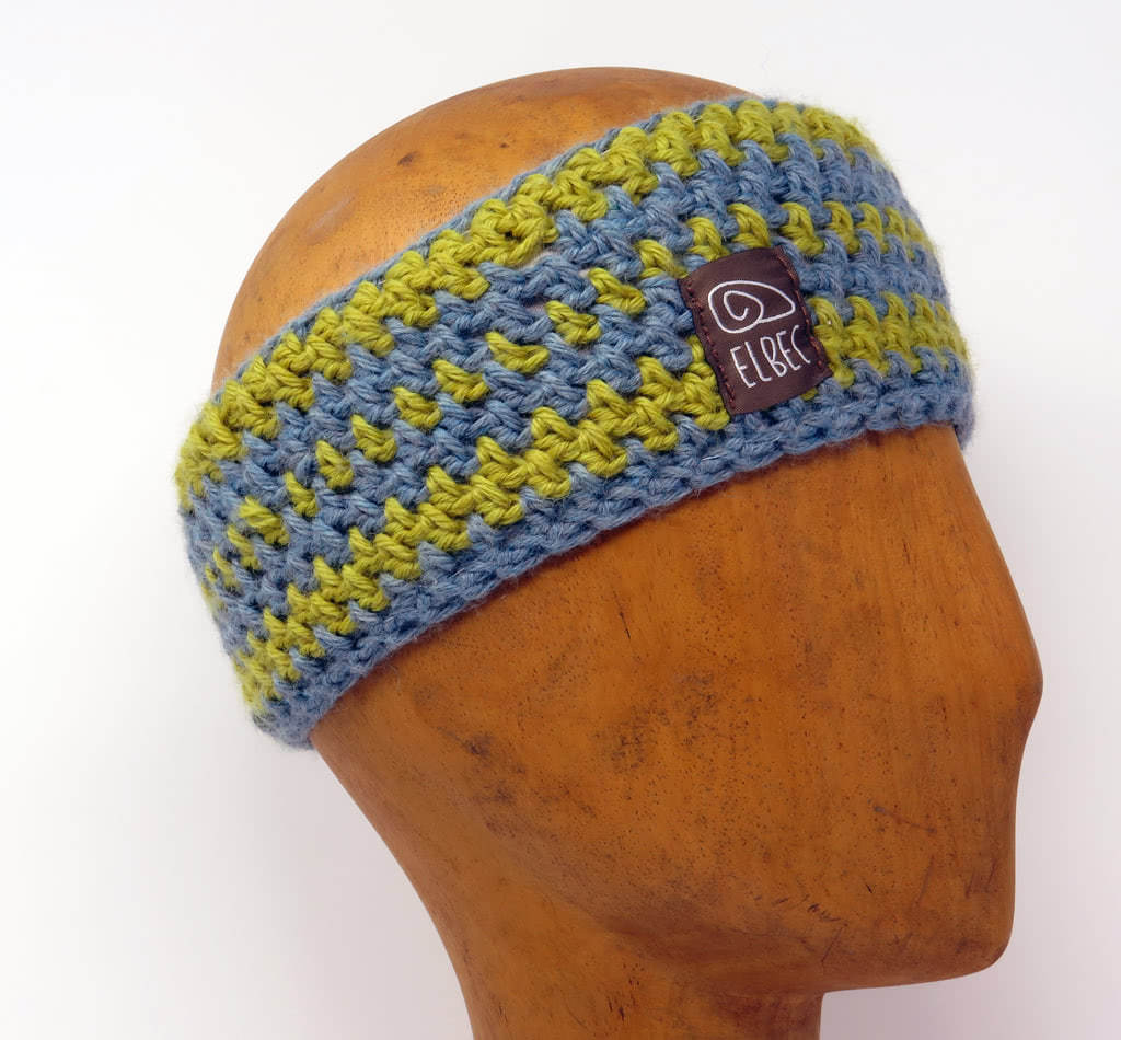 headband very soft hand made